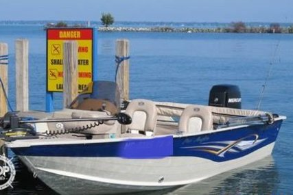 Smoker Craft 161 Pro Angler for sale in United States of America for $16,500 (£12,487)