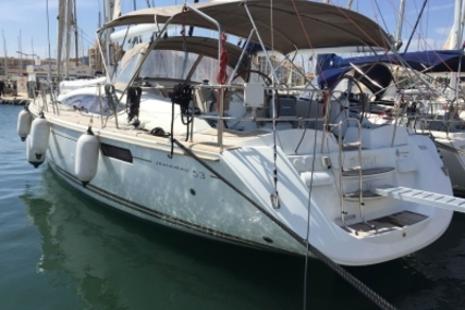 Jeanneau Sun Odyssey 53 for sale in France for €240,000 (£211,156)