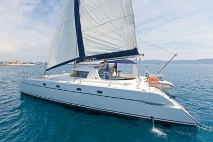 Fountaine Pajot BELIZE 43 for sale in Greece for €170,000 (£151,752)