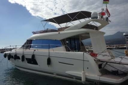 Prestige 550 for sale in Monaco for €560,000 (£493,871)