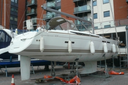Jeanneau Sun Odyssey 439 for sale in United Kingdom for £149,500