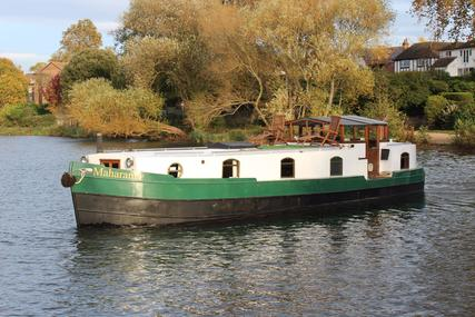 Barge 48' Replica Dutch  Widebeam for sale in United Kingdom for £78,000