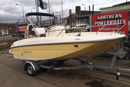 Bayliner Element CC5 for sale in United Kingdom for £21,995