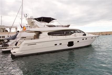 Ferretti 630 for sale in Spain for €850,000 (£751,136)