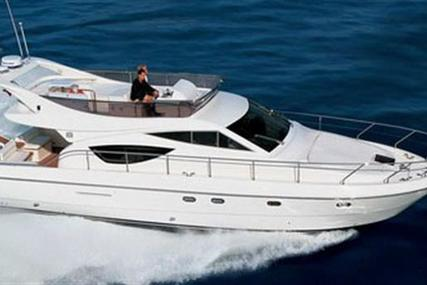 Ferretti 460 for sale in Spain for €295,000 (£257,896)