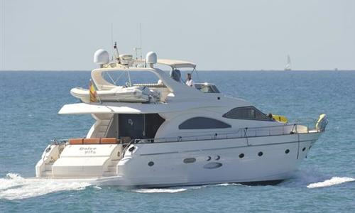 Image of Astondoa 72 GLX for sale in Spain for €675,000 (£595,180) Barcelona, , Spain