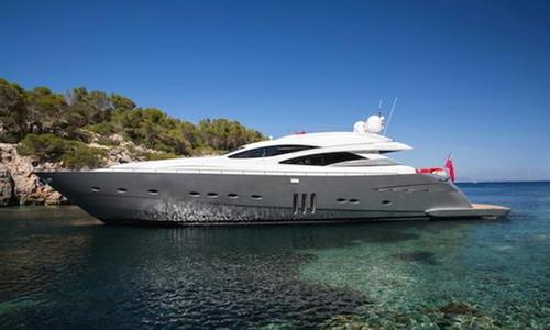 Image of Pershing 90' for sale in Spain for €2,295,000 (£2,020,211) Balearics, , Spain