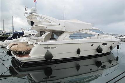 Ferretti 590 for sale in Croatia for €495,000 (£436,389)