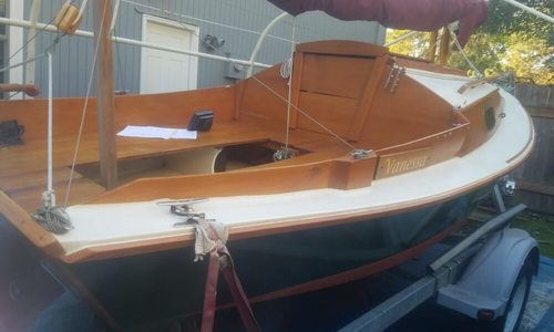 Image of Devlin Designing Boat Builders Eider for sale in United States of America for $11,000 (£8,615) Hillsboro, Oregon, United States of America
