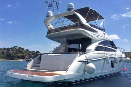 Princess 54 for sale in France for €590,000 (£518,832)