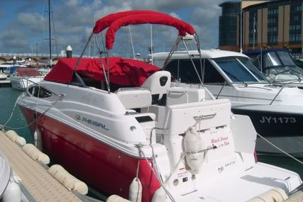 Regal 2565 Window Express for sale in Jersey for £33,995