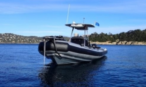 Zodiac 870 Milpro Srr for sale in France for €119,000