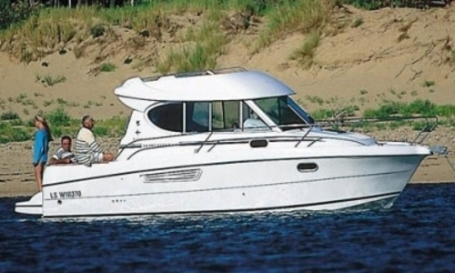 Image of Jeanneau Merry Fisher 805 for sale in Ireland for €39,900 (£34,862) RINN MARINA, Ireland