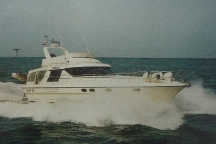 Princess 45 for sale in Netherlands for €89,500 (£79,935)