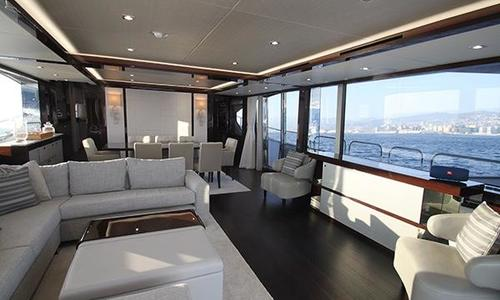 Image of Sunseeker 95 Yacht for sale in Italy for €6,499,950 (£5,814,221) Genoa, Italy