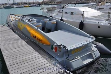 FB Design RIB 33 CABINATO for sale in Italy for €100,000 (£88,191)