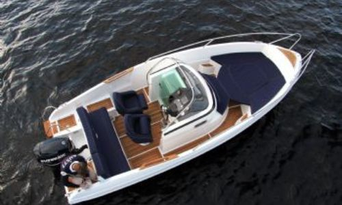 Image of Ocean Master Oceanmaster 630wa for sale in United Kingdom for £34,995 Poole, United Kingdom