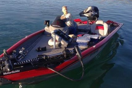 Bass Tracker Pro 175 TXW for sale in United States of America for $15,000 (£11,265)