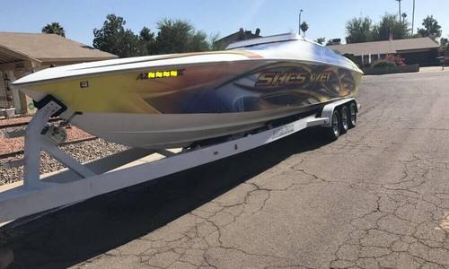 Image of Magic Sorcerer 34 for sale in United States of America for $50,000 (£35,907) Cary, Illinois, United States of America