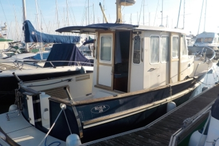 Rhea Marine 28 for sale in France for €99,000 (£87,159)