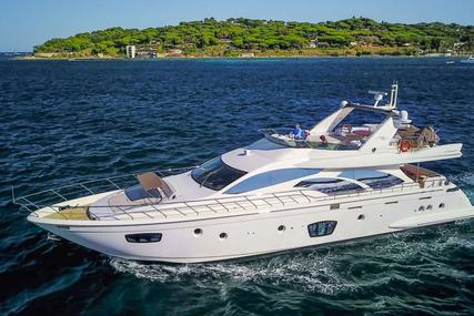 Azimut 75 Neptune for sale in France for €890,000 (£777,272)