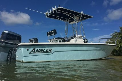 Angler 2200 Grande Bay center console for sale in United States of America for $19,900 (£14,054)