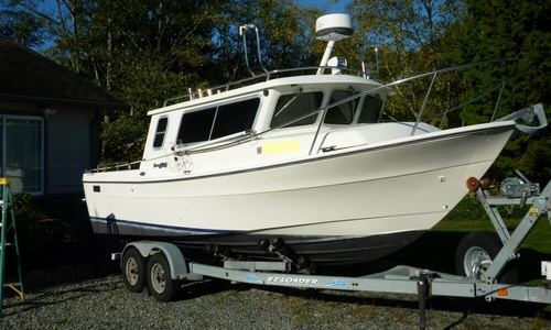 Image of Sea Sport 24 Explorer for sale in United States of America for $77,000 (£55,558) Blaine, Washington, United States of America