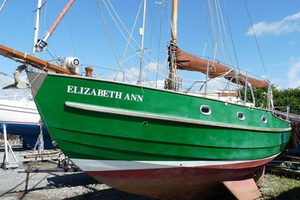 Yarmouth 23 Gaff Rig Topsail Cutter for sale in United Kingdom for £35,000