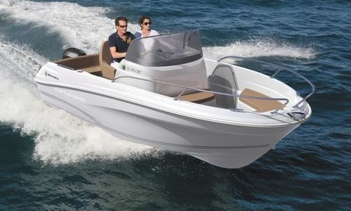 Image of Jeanneau Cap Camarat 5.5 Center Console for sale in United Kingdom for £26,995 Brightlingsea, United Kingdom