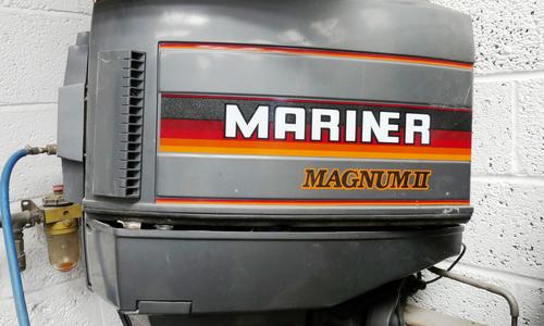 Image of Mariner 150HP Long Shaft Outboard for sale in United Kingdom for £950 Brightlingsea, United Kingdom