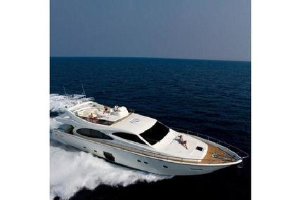 Ferretti 780 for sale in Turkey for €1,650,000 (£1,461,639)