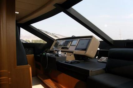 Ferretti 780 for sale in Turkey for €1,600,000 (£1,431,165)