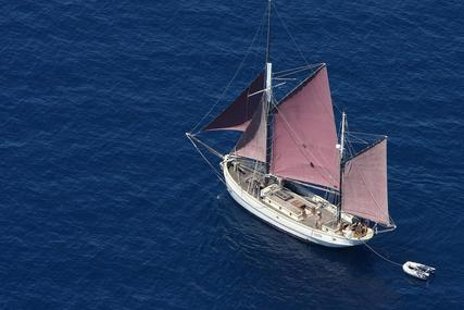 Traditional Danish Gaff Ketch for sale in Croatia for €99,000 (£87,562)