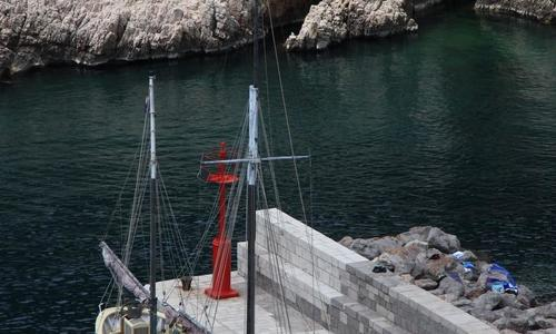 Image of Traditional Danish Gaff Ketch for sale in Croatia for €99,000 (£88,428) Croatia
