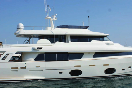 Ferretti Custom Line Navetta 33 for sale in Netherlands for €7,500,000 (£6,605,776)