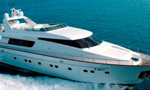 Image of Sanlorenzo SL 82 for sale in Netherlands for €2,600,000 (£2,262,857) Italy, Netherlands