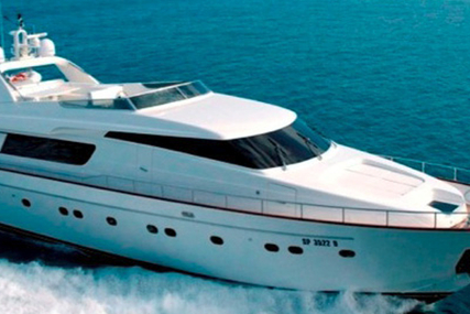 Sanlorenzo SL 82 for sale in Netherlands for €2,600,000 (£2,290,002)