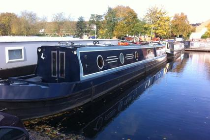 G & J Reeves Semi Trad Narrowboat for sale in United Kingdom for £66,995