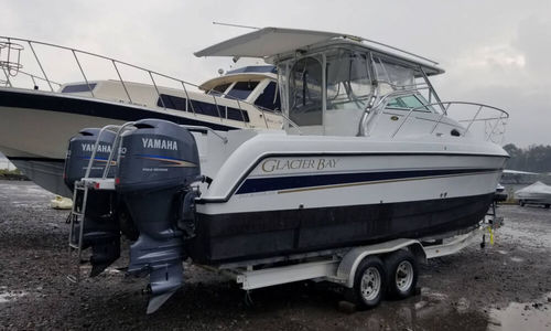 Image of Glacier Bay 2670 Island Runner for sale in United States of America for $122,300 (£87,805) Panama City, Florida, United States of America