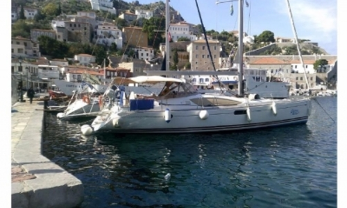 Image of Jeanneau Sun Odyssey 50 DS for sale in Greece for €169,500 (£146,682) Greece