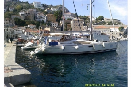 Jeanneau Sun Odyssey 50 DS for sale in Greece for €169,500 (£151,169)