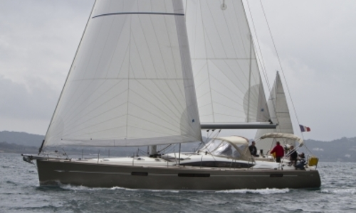 Image of Jeanneau Sun Odyssey 57 for sale in France for €395,000 (£346,006) MARSEILLE, France