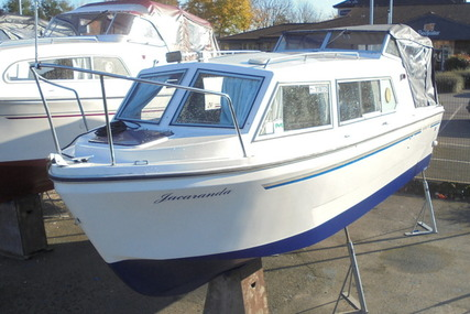 Viking 23 Narrow Beam for sale in United Kingdom for £13,995