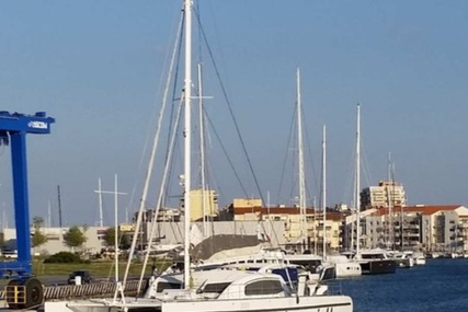 Catana 82 for sale in France for €1,800,000 (£1,584,479)