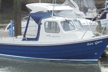 Orkney Day Angler 19+ for sale in United Kingdom for £9,500