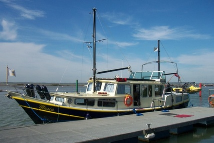 12m Dutch Steel Cruiser (Kok Motorgrundal) for sale in Belgium for £69,950