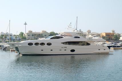 Gulf Craft Majesty 105 for sale in United Arab Emirates for $3,810,000 (£2,882,651)