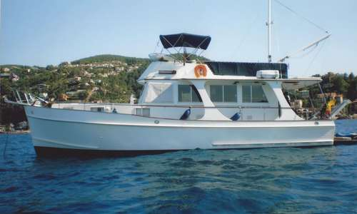 Image of Grand Banks 46 Europa for sale in France for €299,000 (£273,524) France