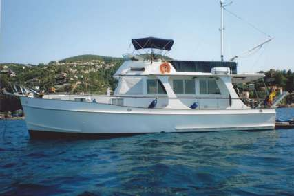 Grand Banks 46 Europa for sale in France for €339,000 (£296,627)