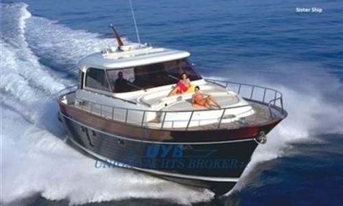 Image of Apreamare 60 for sale in Italy for €550,000 (£482,486) LIGURIA, Italy